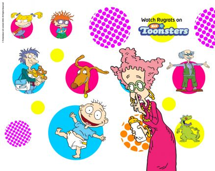 Pictures Of Rugrats