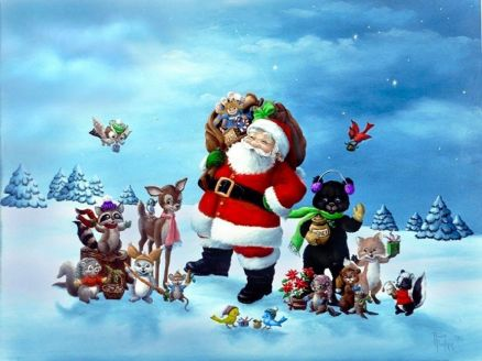 Images Of Santa