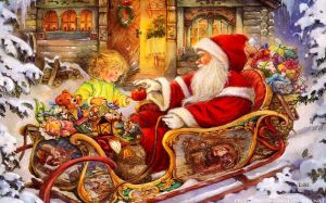 Images Of Santa Claus