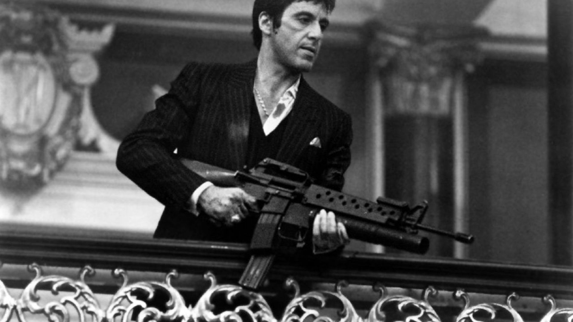 Scarface Wallpaper For Bedroom Top Scarface Picture In High Quality Goldwallpapers