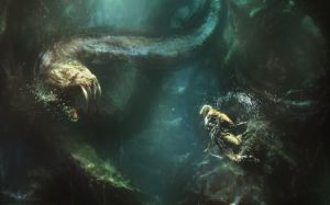 Sea Monster Image