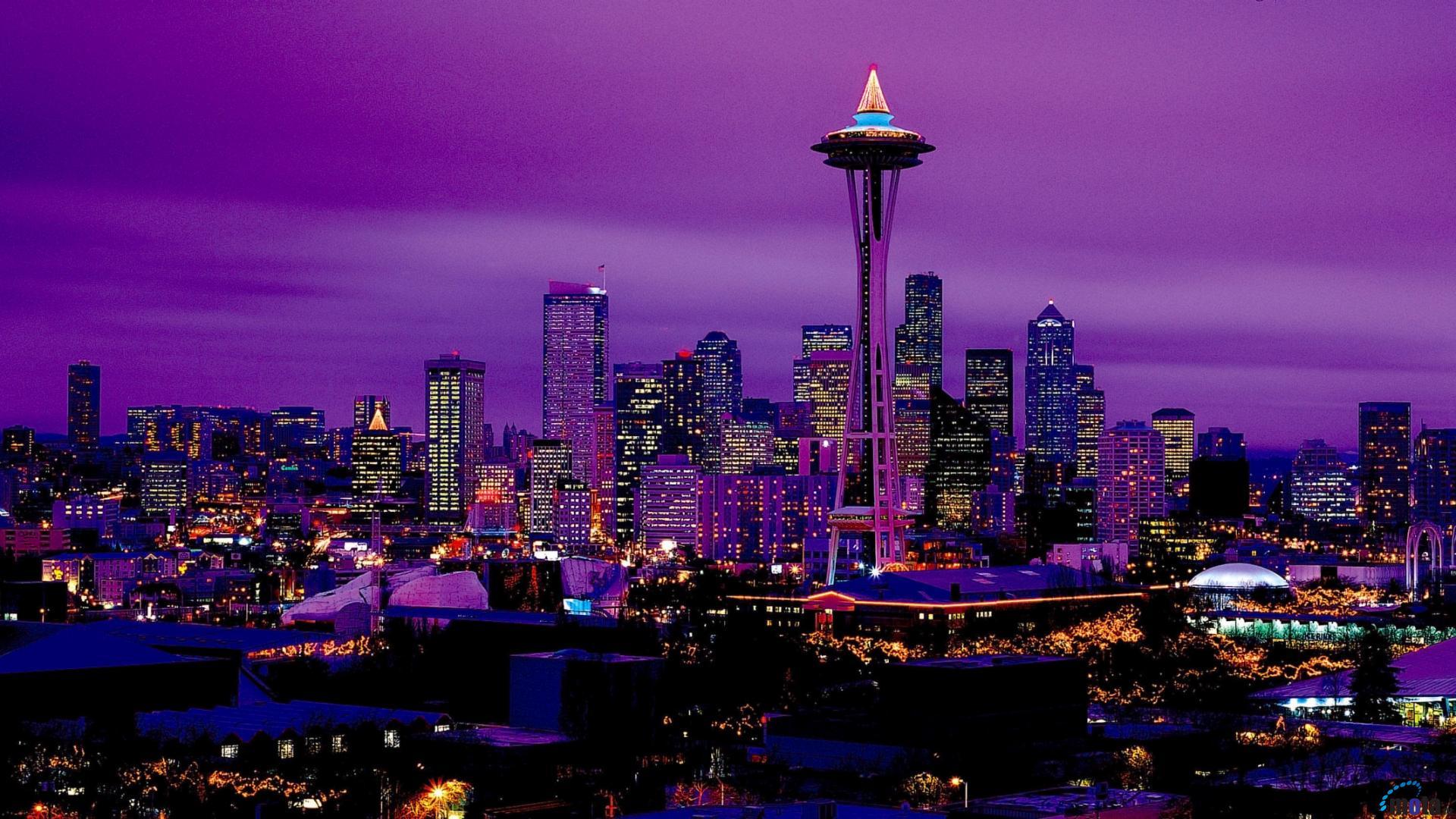 High Definition Seattle Wallpaper HD Wallpapers