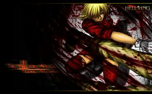 Seras Victoria Wallpaper