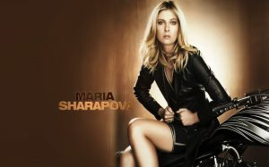 Sharapova Wallpaper