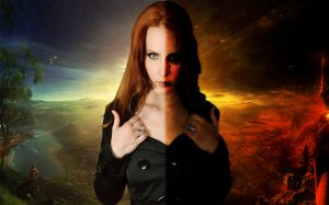 Simone Simons Wallpapers