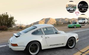 Singer Porsche Wallpapers