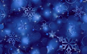 Snowflake Christmas Picture