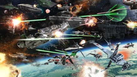 Pictures Of Space Battle