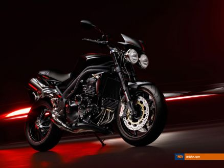 Wallpaper Speed Triple