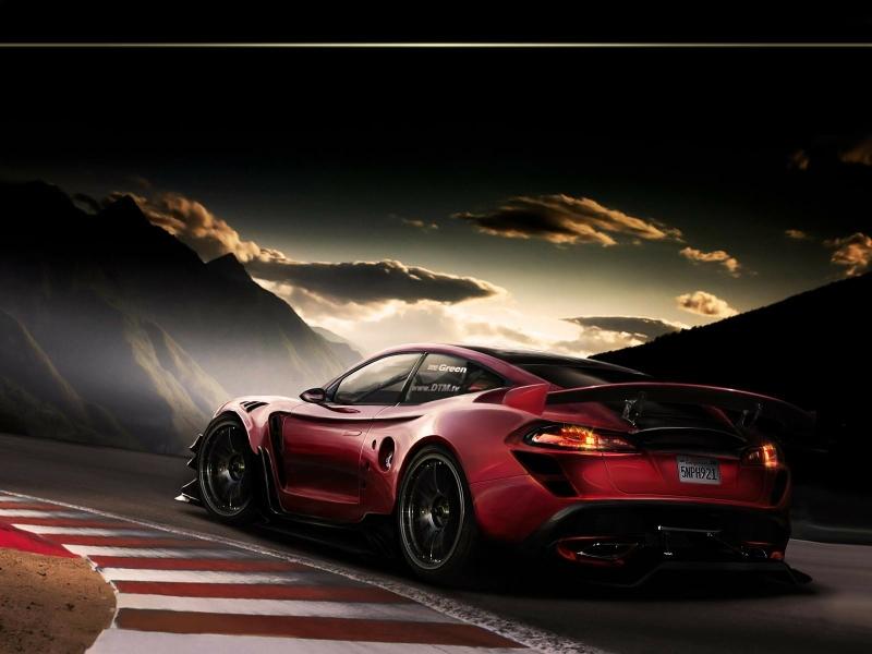 30 Beautiful Sports Cars Wallpapers 4K Ultra HD