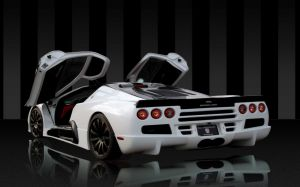 SSC Ultimate Aero Photo