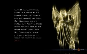 St Michael Wallpaper
