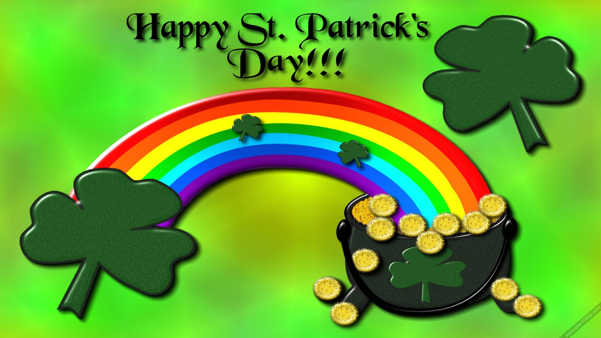 HD St Patricks Day Wallpaper