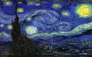 Starry Starry Night Photo