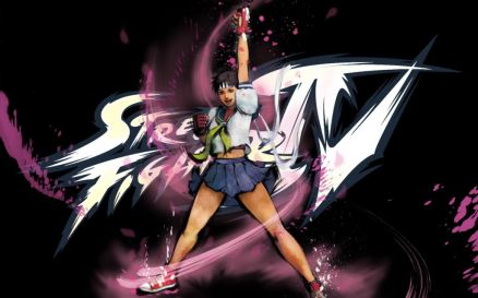 Street Fighter Sakura