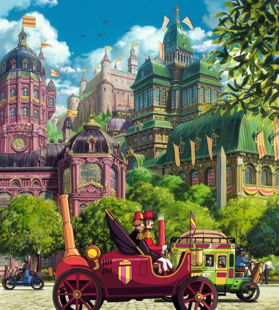 Pictures Of Studio Ghibli