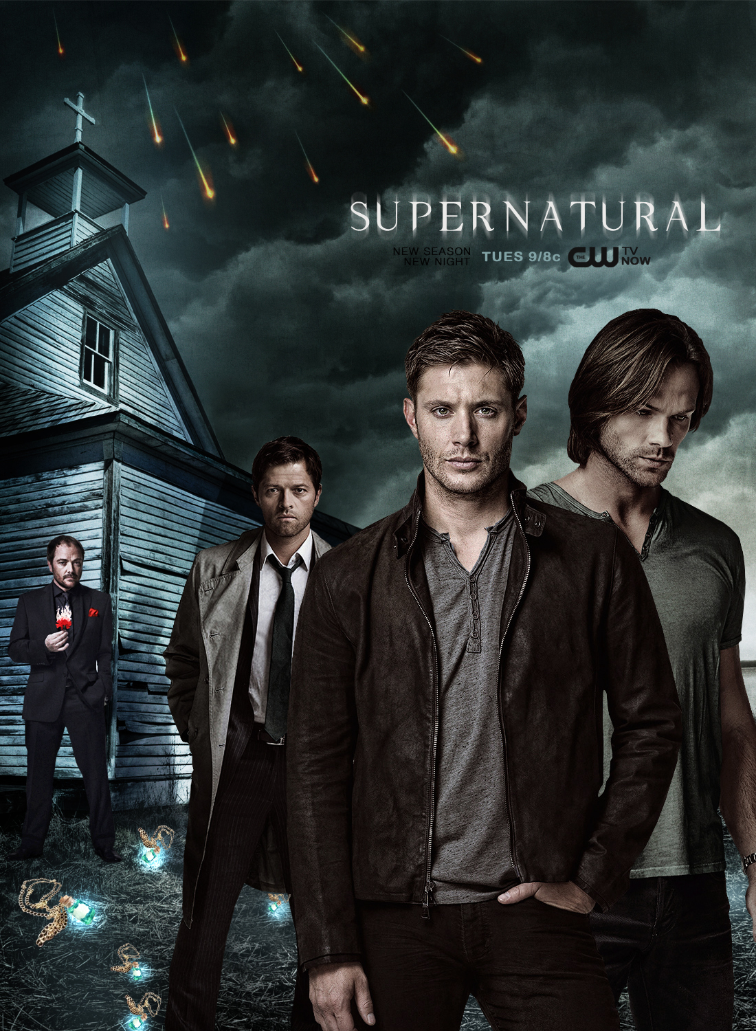 Widescreen Images Collection of Supernatural Quim Eymor