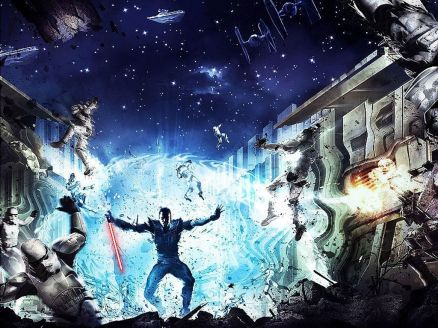 The Force Unleashed Pics