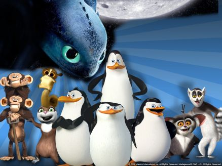 Images Of The Penguins Madagascar