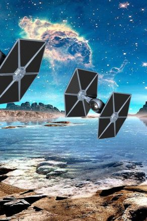 TIE Fighter Images