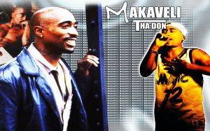 Wallpaper Tupac Shakur