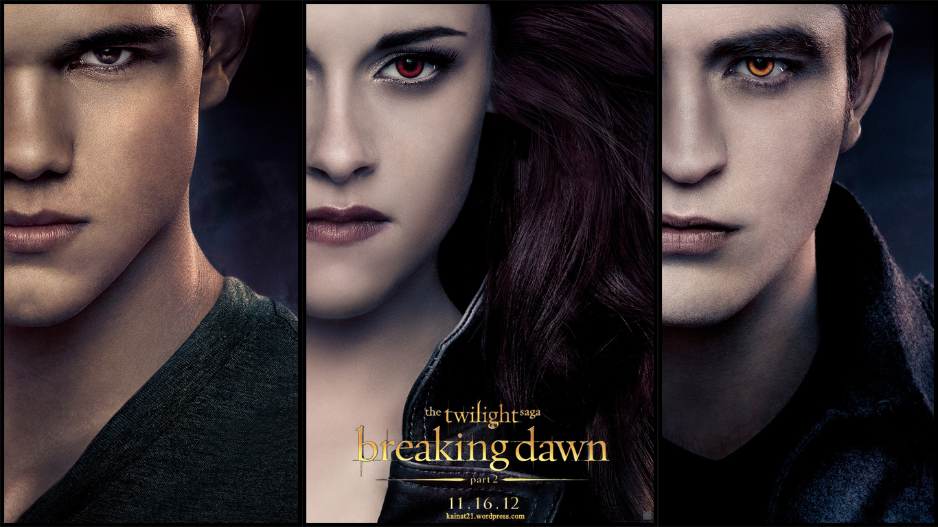 Twilight Saga Breaking Dawn Part HD desktop wallpaper