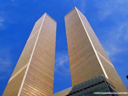 Twin Towers Picture