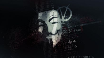 Vendetta Mask Wallpapers