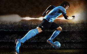 Wallpaper Football Player