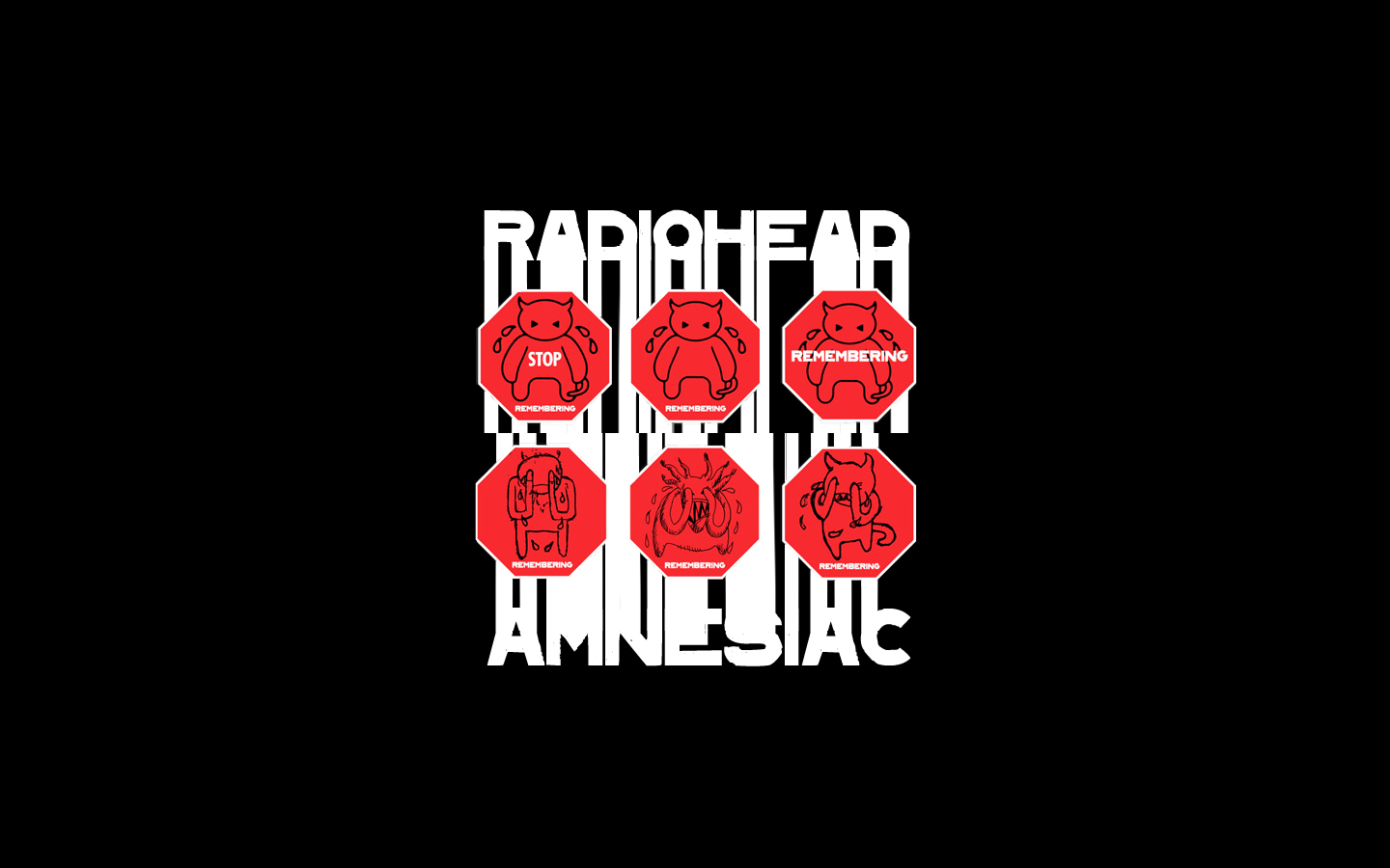 30 radiohead wallpaper by jeroen cuttings goldwallpapers radiohead pictures voltagebd Choice Image