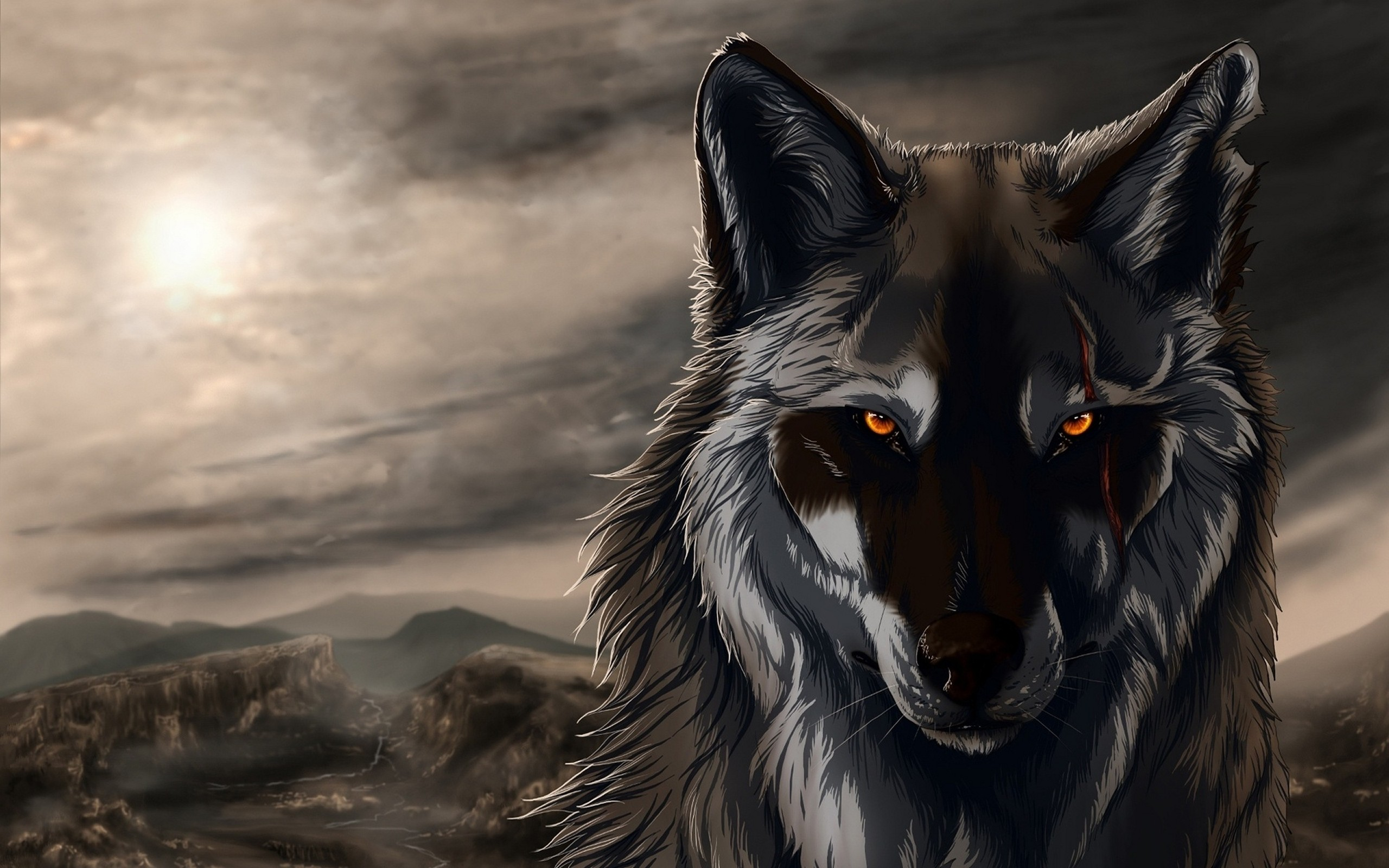 wallpapers-of-wolf