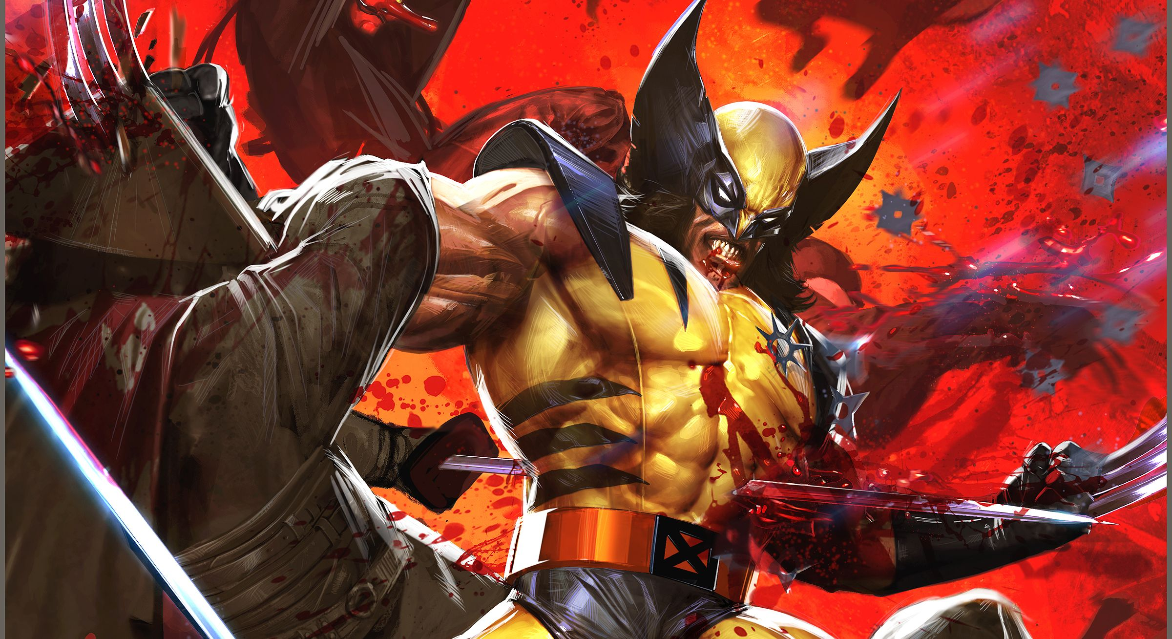 Widescreen wallpapers of wolverine fine images wallpapers of wolverine voltagebd Images