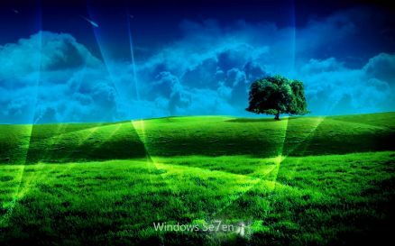 Windows 7 High Resolution Pic