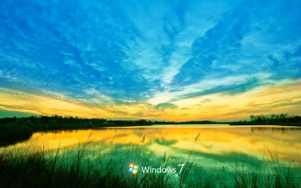 Wallpaper Windows 7 Nature