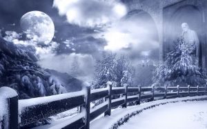 Winter Scenes Wallpaper