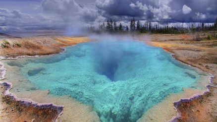 Yellowstone Photos