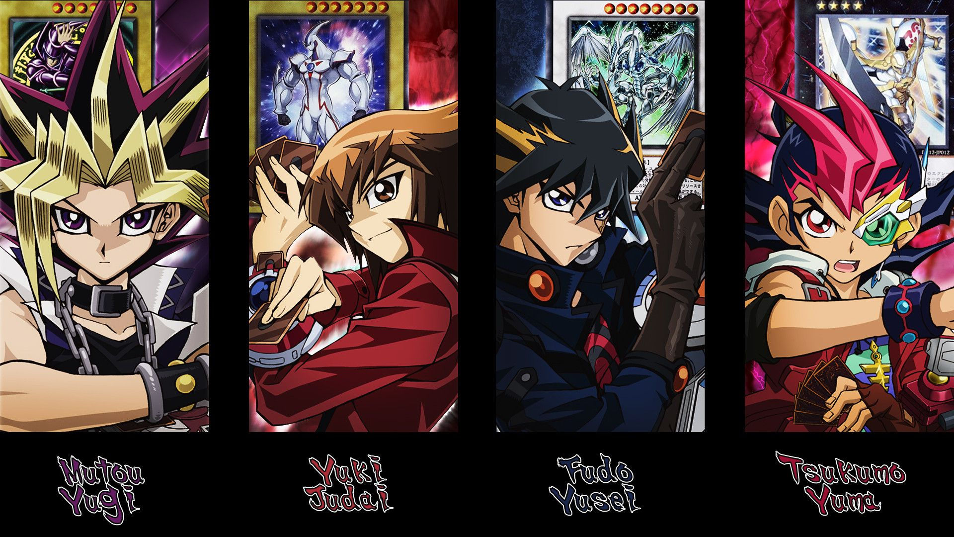 yu gi oh 5ds pictures