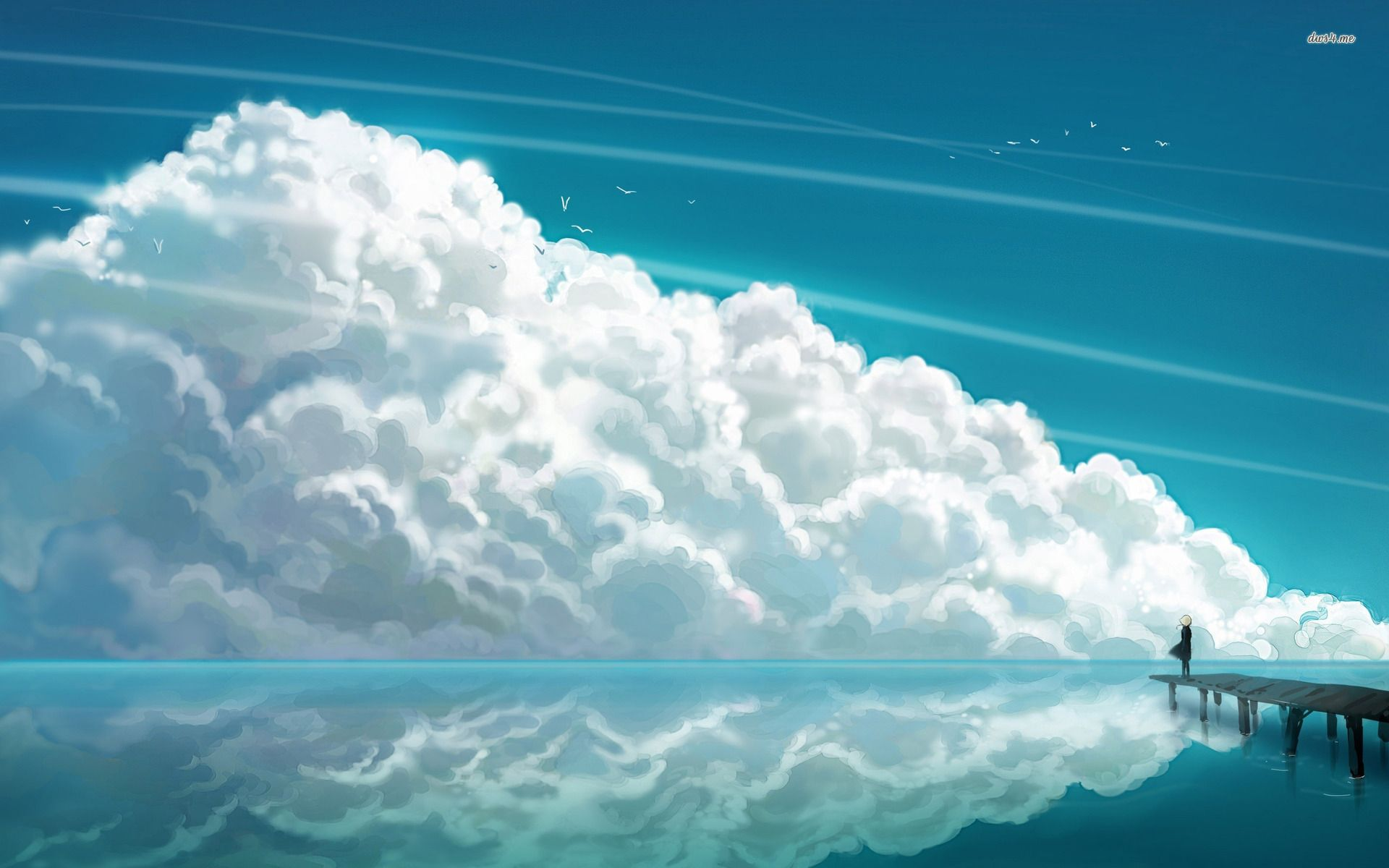 30 Beautiful 5 Centimeters Per Second Wallpapers Hd Widescreen
