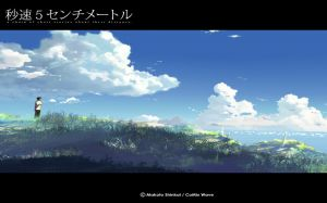 5 Centimeters Per Second Wallpaper HD
