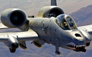 A-10 Thunderbolt Photos