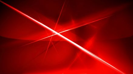 Abstract Red Photo