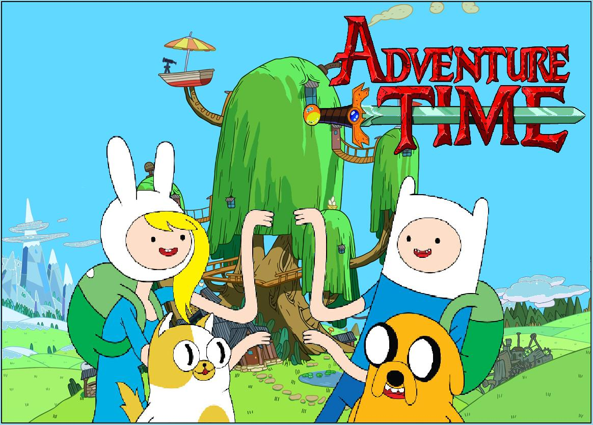 Adventure Time Hdq Cover Photos