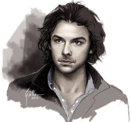 Wallpaper Aidan Turner