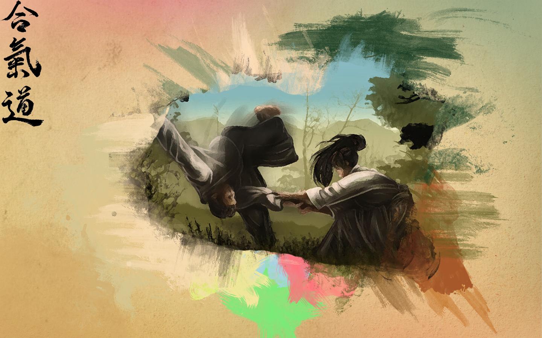 айкидо картинки красивые бесплатные обои для