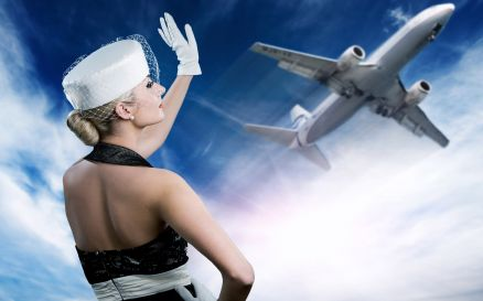 Air Hostess Photos