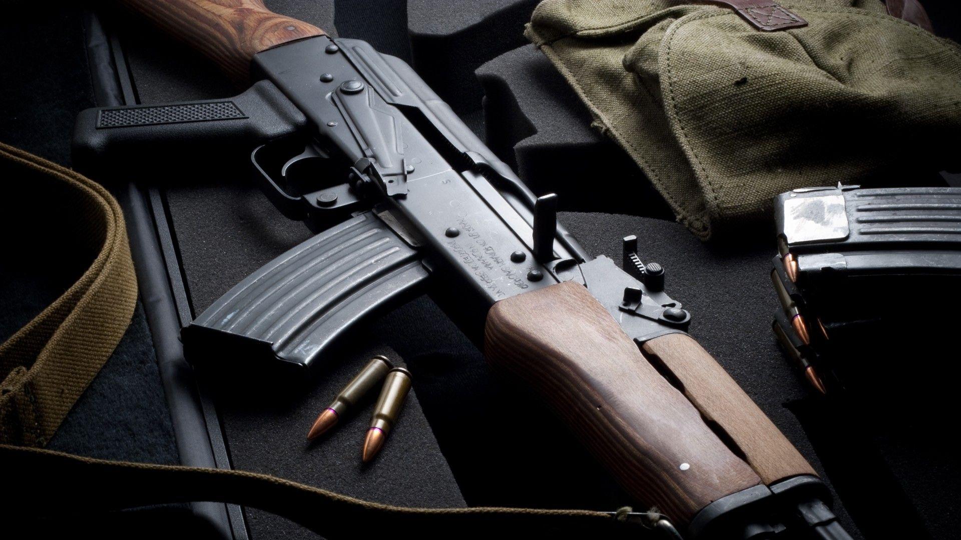 Free Download New AK 47 Gun Images