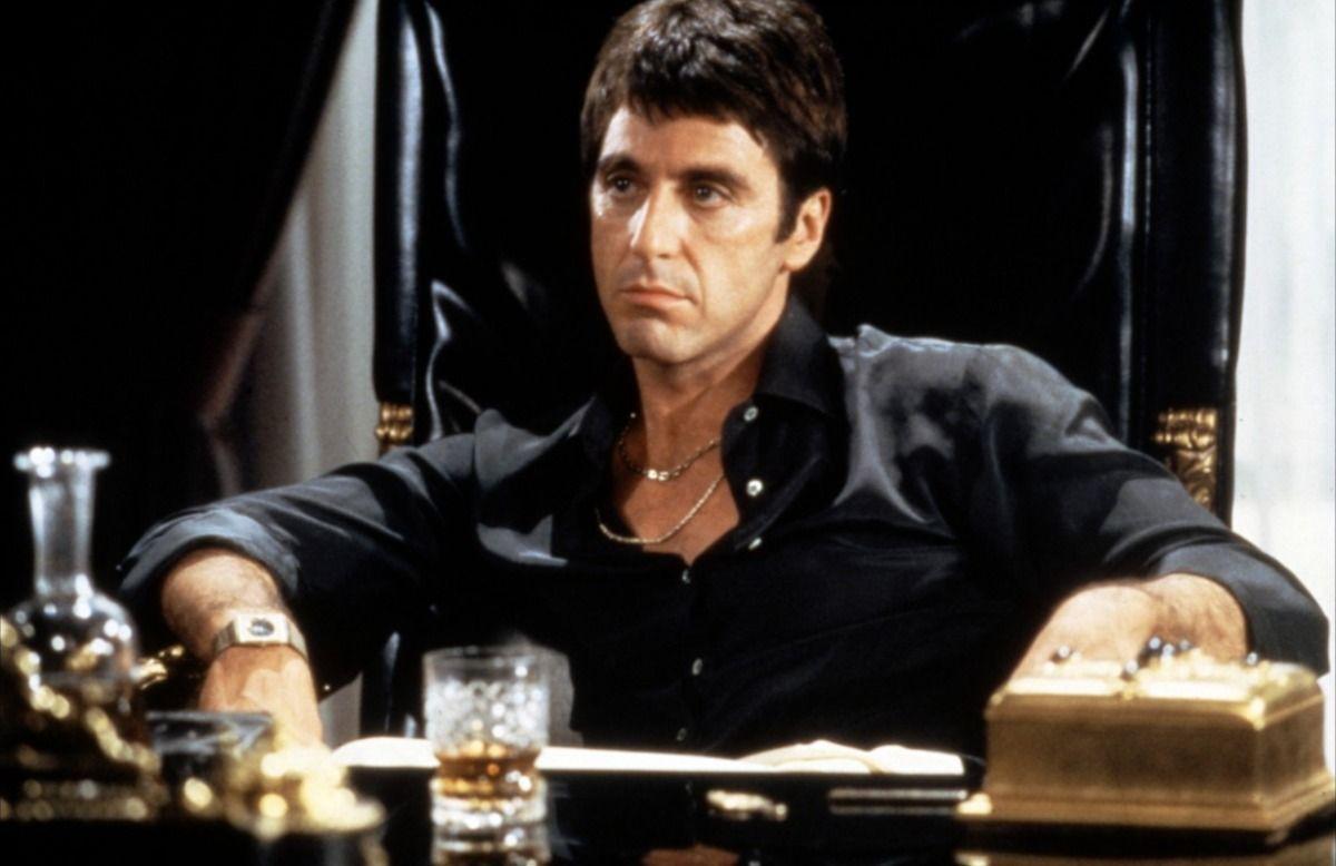 22 Image For Desktop Al Pacino Scarface