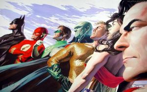 Alex Ross Wallpapers