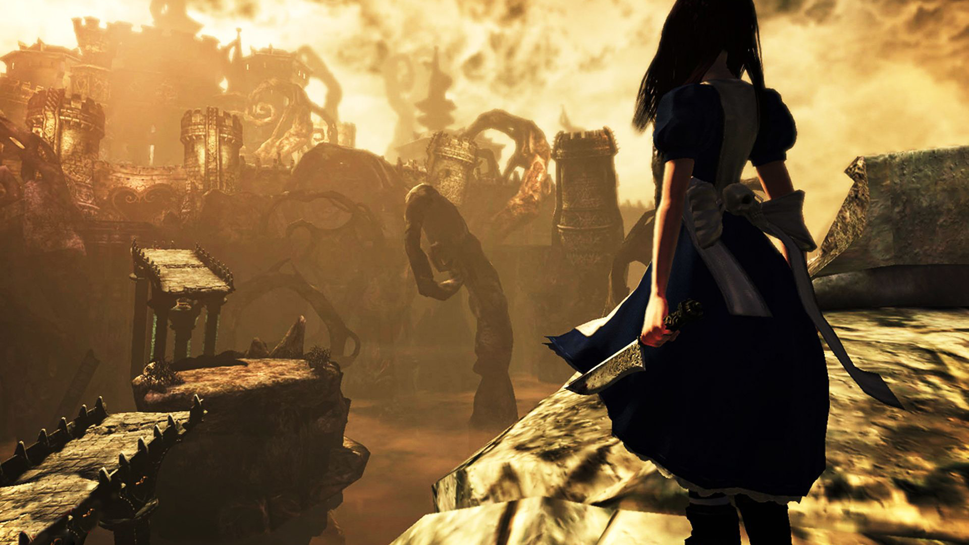 30 Cute Alice Madness Returns Wallpapers In High Quality Jowita