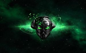 Alienware Green Wallpapers